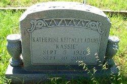 Katherine Kassie <i>Keithley</i> Adami