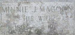 Minnie J Magoon