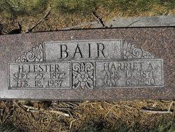 Harriet Armina <i>Skidmore</i> Bair