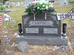 Thelma <i>McCartney</i> Erford Campbell
