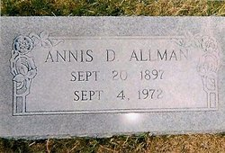 Annis D. Allman