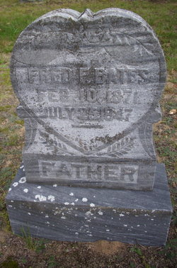 Fred F Bates