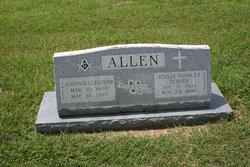 Adelia Frances <i>Turner</i> Allen