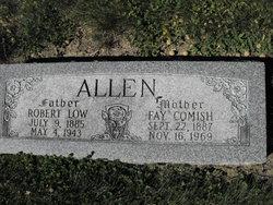 Fay <i>Comish</i> Allen