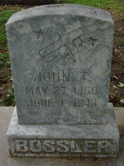 John T Bossler