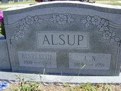 John Nolin Alsup