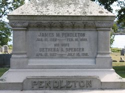 James Monroe Pendleton