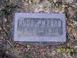 Rudolph H. Ford