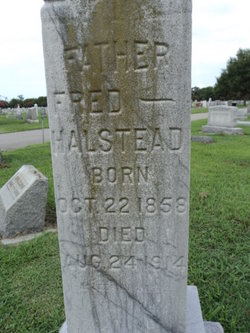Fred Halstead