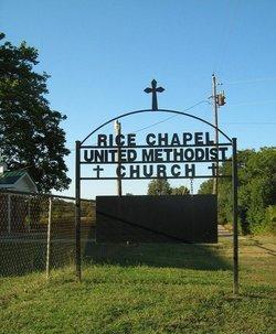 Rice Chapel Cemetery