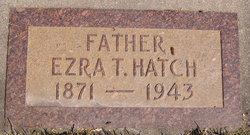 Ezra Taft Hatch