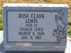 Rosa Mama Rosa <i>Clark</i> Lewis