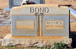 Bessie L Bond