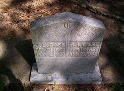 Jasper Lycurgus Curg Case