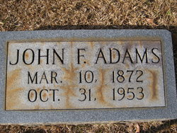John Franklin Adams