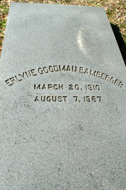 Erlyne <i>Goodman</i> Bamberger