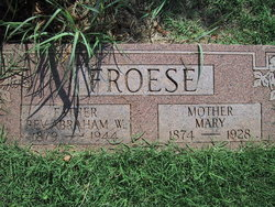 Mary Froese