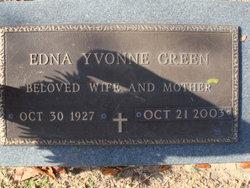 Edna Yvonne <i>Finks</i> Green