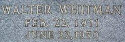 Walter Whitman Atkinson