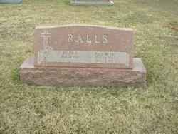 Paul W. Ralls