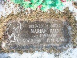 Marian <i>Lombardi</i> Daly