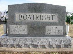 Roy E. Boatright