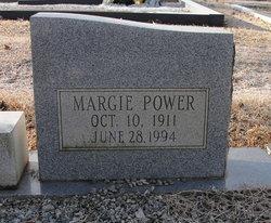 Margie <i>Power</i> Allen