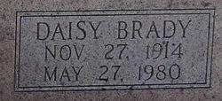 Daisy Nell <i>Brady</i> Barrett