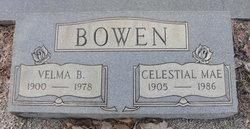 Celestial Mae Bowen