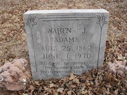 Warren J. Adams