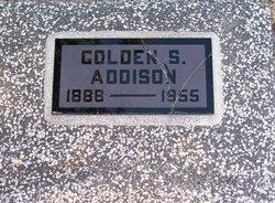 Golden S Addison
