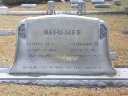 George H.G. Behlmer