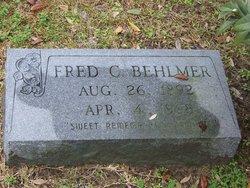 Fred C Behlmer
