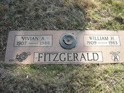 Cora Vivian <i>Ashworth</i> Fitzgerald