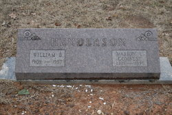 Marion L. <i>Combest</i> Henderson