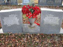 Edna L <i>Williams</i> Barefield