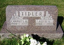 Ruth V Tidler