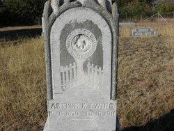 Arthur Kenneth Ewing