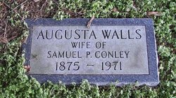 Augusta Gussie <i>Walls</i> Conley