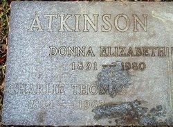 Donna Elizabeth Atkinson