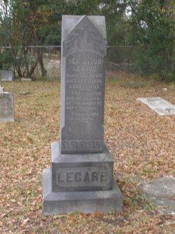 Rev Jacob Legare