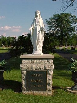 Saint Mary Catholic Cemetery