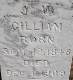 James William Gilliam