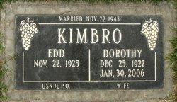 Dorothy Mae <i>Shelley</i> Kimbro
