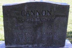 Edwin B. Cannon