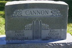 Oscar Cannon