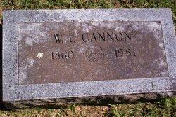 Wilson Lumpkin Cannon