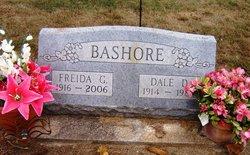 Freida G <i>Curless</i> Bashore