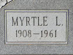 Myrtle <i>Youngblood</i> Dalby