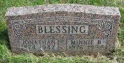Minnie Bell <i>Ladd</i> Blessing